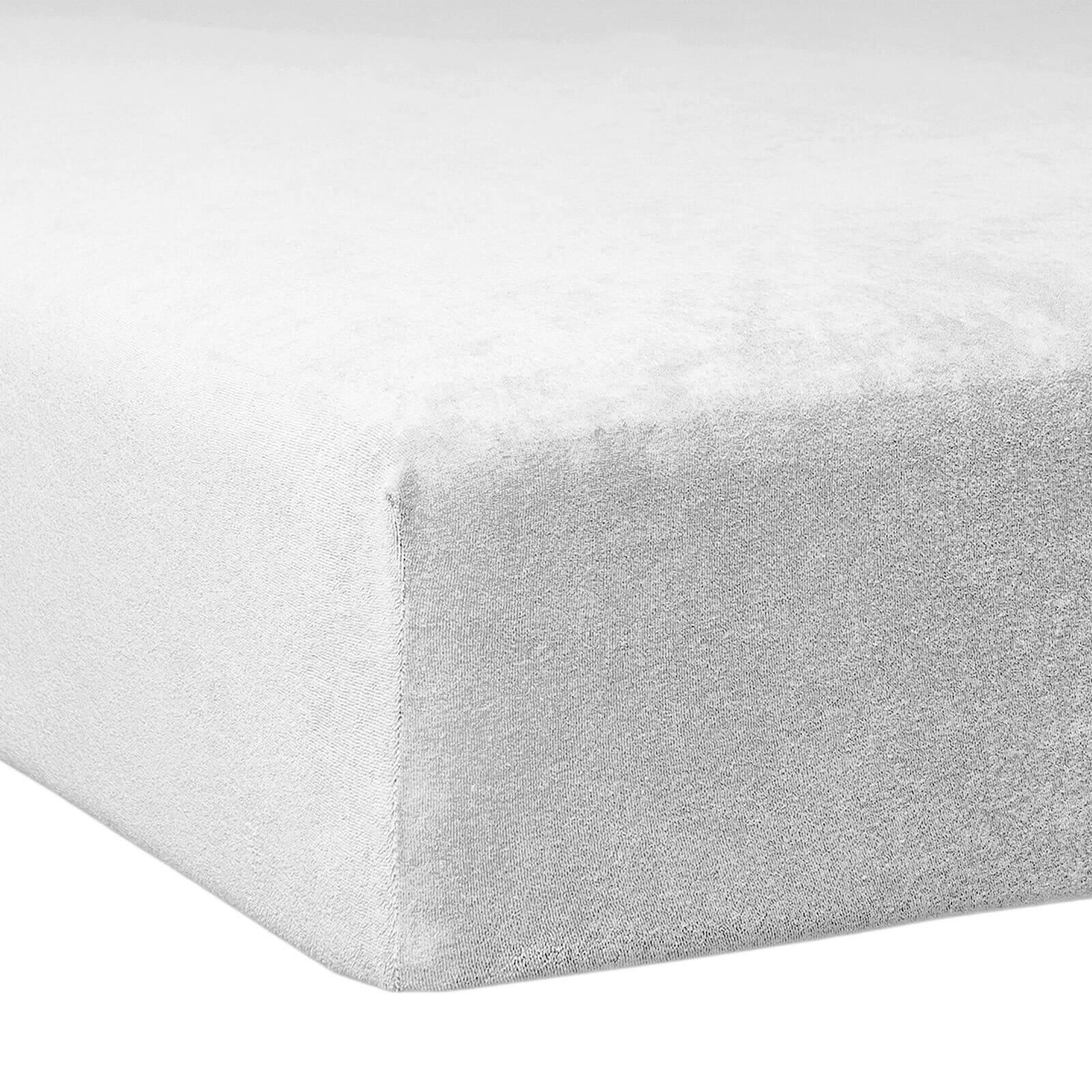 Molleton en coton éponge