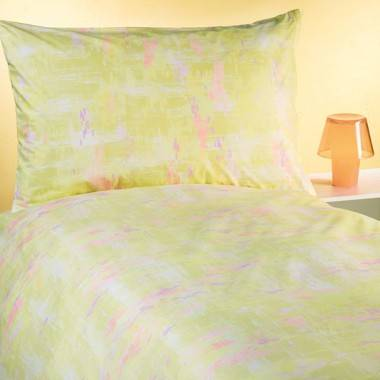 Bettwäschegarnitur MONET aus Baumwolle