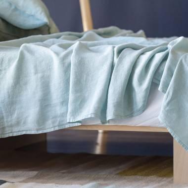 Drap de lit LINUS en pur lin