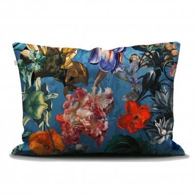 Bedruckte Bettwäsche aus Baumwollsatin FAMKE von Essenza