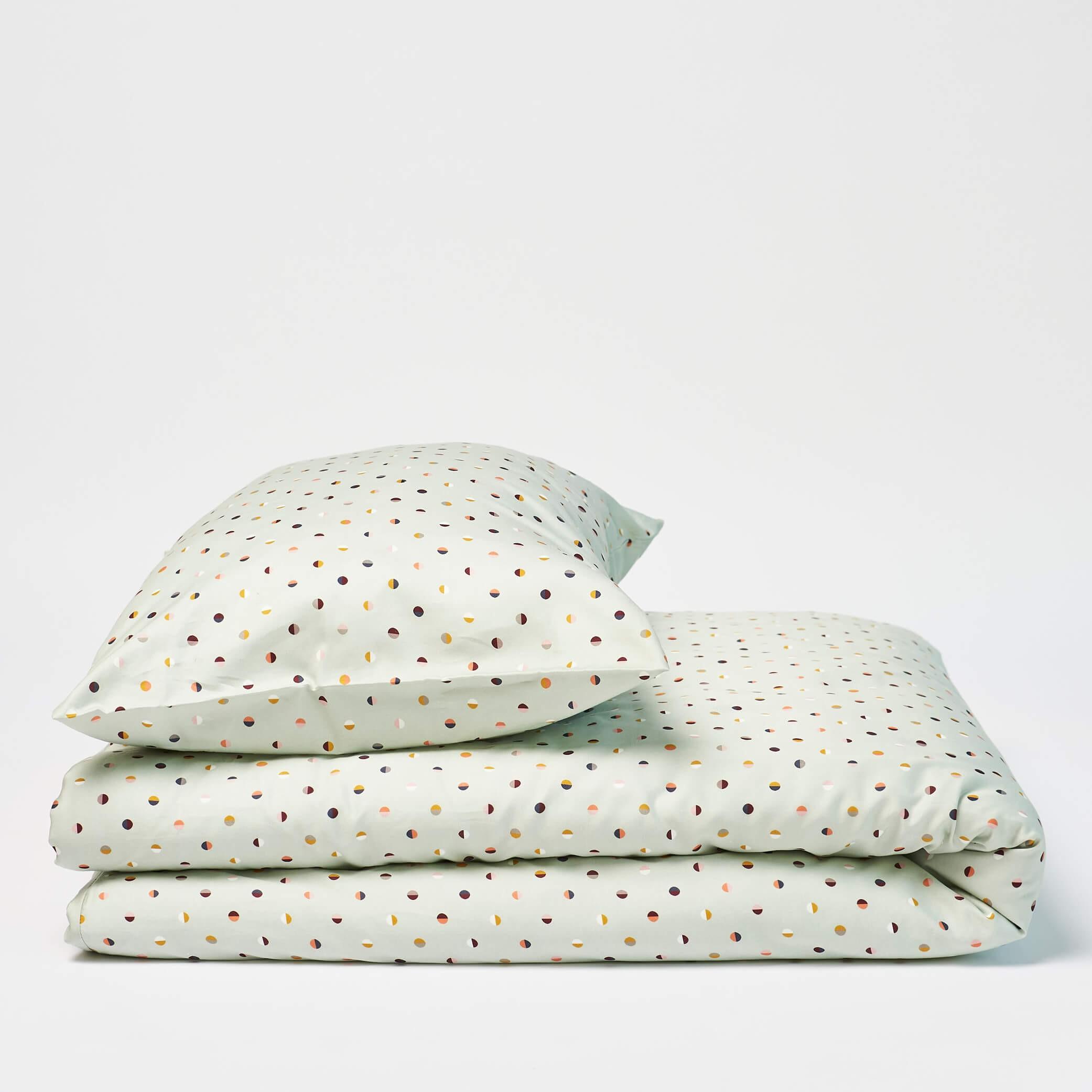 Linge de lit en coton bio SAMSO