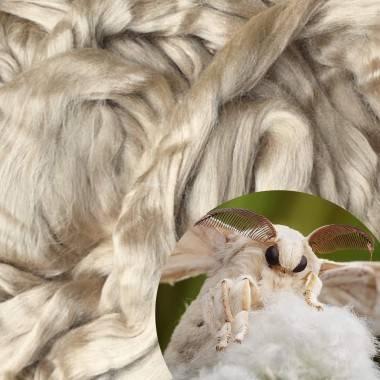 TUSSAH-S - Sommerduvet mit Wildseidenfüllung