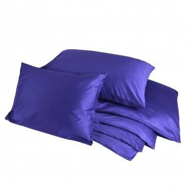 Bettwäsche-Garnituren aus edlem Baumwollsatin