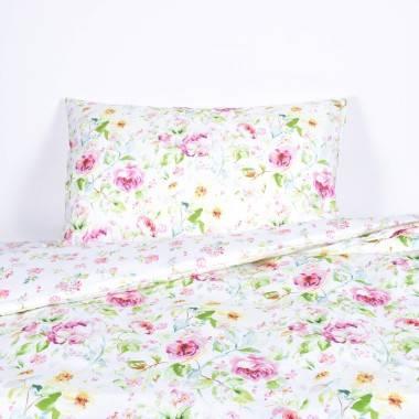 Bettwäschegarnitur ROSINA aus Baumwollsatin
