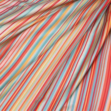 Bettwäschegarnitur STELLA aus Baumwollsatin