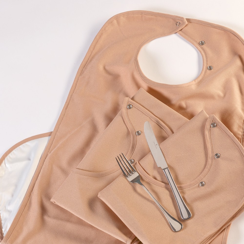 Kleiderschutz XAVER mit Druckknöpfen