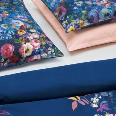 Linge de lit imprimé FLORENCE en satin de coton luxueux de Christian Fischbacher