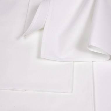 Weisses Küchentuch für Bastelarbeiten