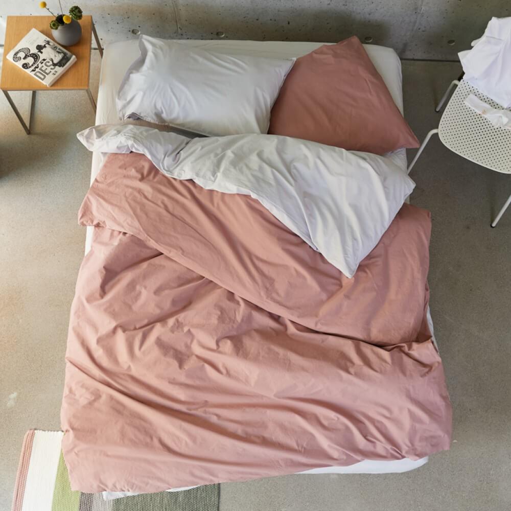 Linge de lit LOUISE en pur coton bio
